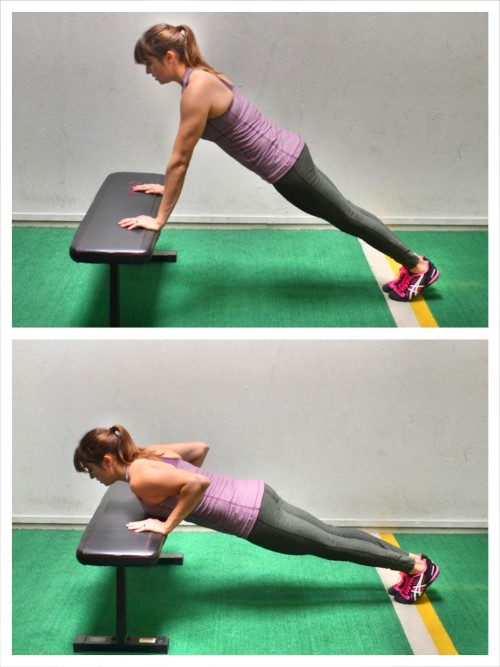 beginner-push-up