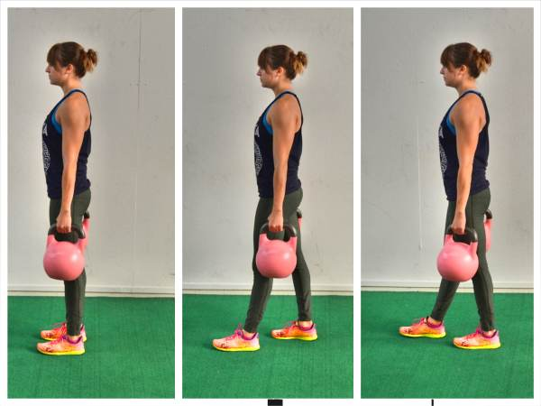 The Full Body Kettlebell Workout