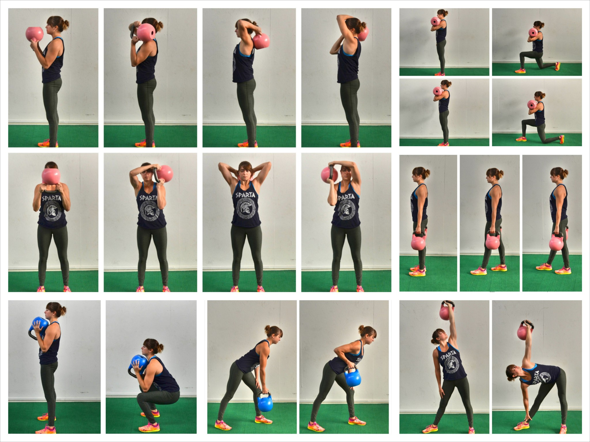 10 Great Kettlebell Exercises