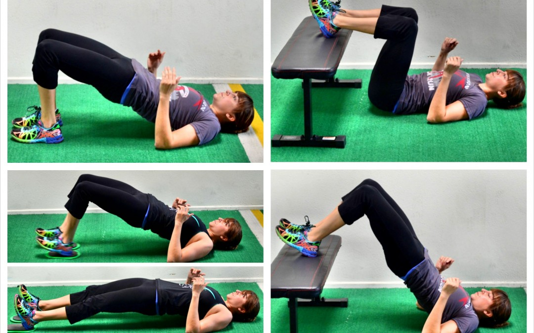 A Must-Do Glute Exercise – The Glute Bridge