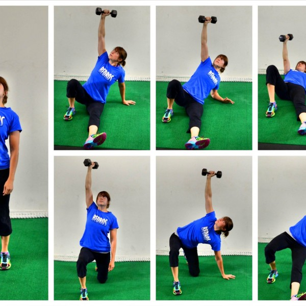 The Turkish Get Up – A Full Body Workout In One Exercise