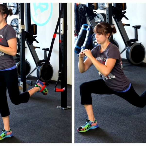 10 Suspension Trainer Exercises for a Full Body Workout