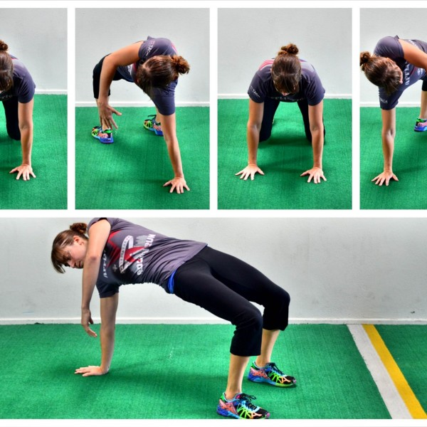 Stretch AND Activate – 5 All-In-One Bridge Exercises
