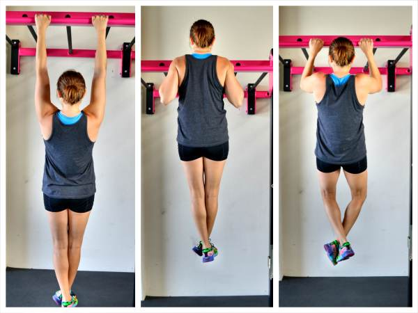 Improve Your Pull Ups And Core Strength With This Killer Workout