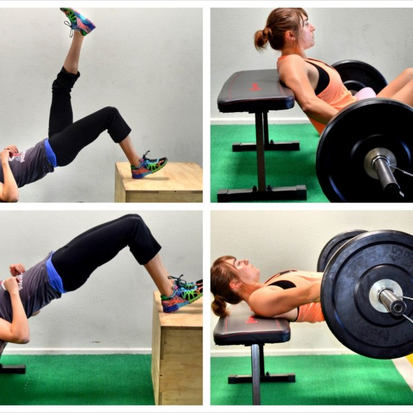 The Hip Thruster – The Best Glute Exercise
