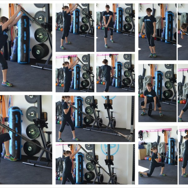 Landmine Exercises – Try These 13 Moves!