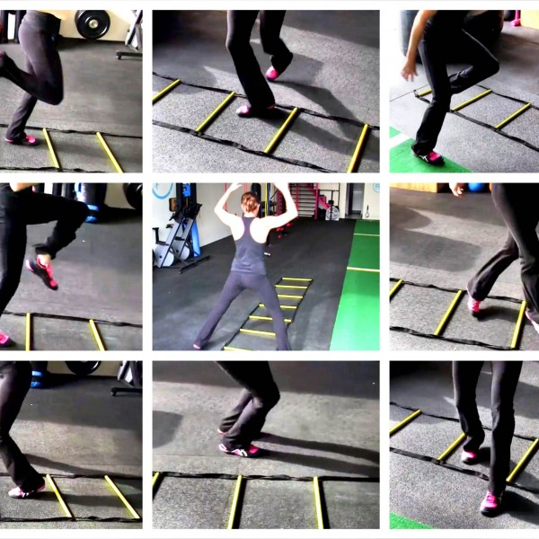 Agility Ladder Drills – Improve Your Coordination and Mind-Body Connection