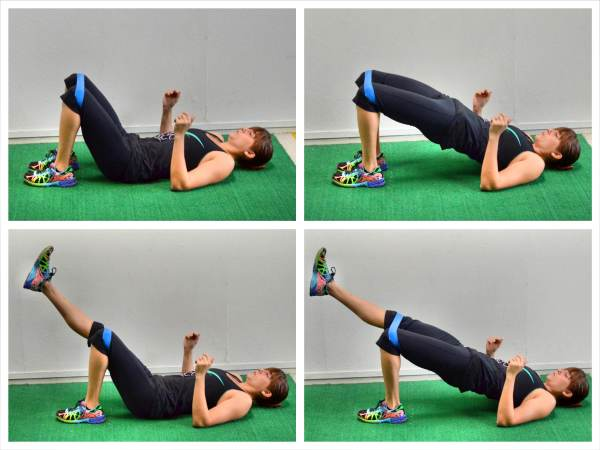 mini-band-glute-bridges