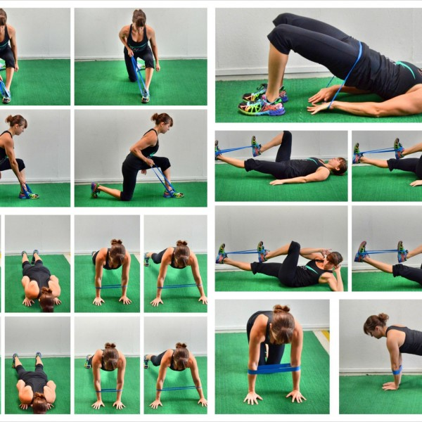 5 Mini Band Moves For A Full-Body Workout