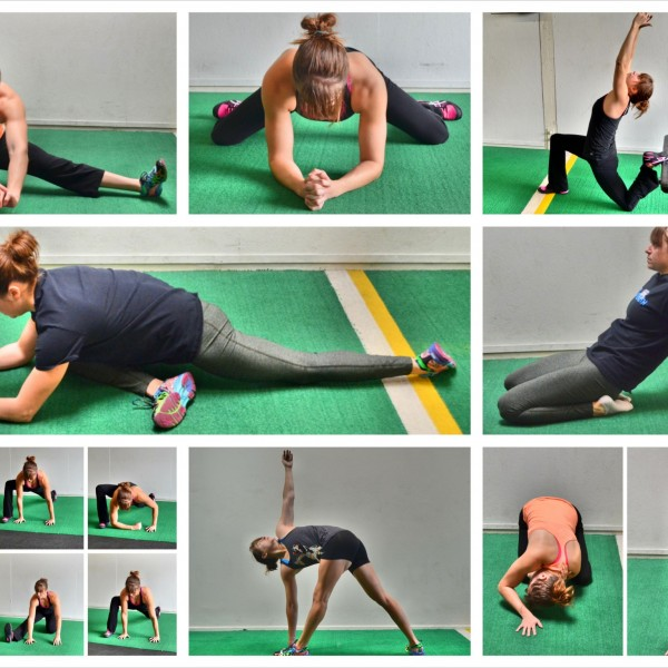 35 Stretches To Stretch Out From Head To Toe