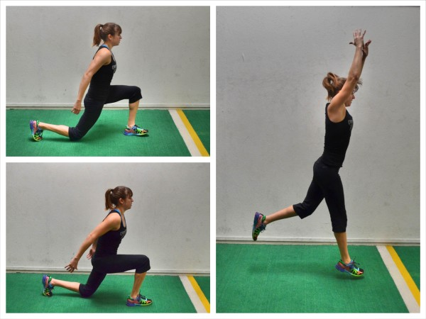 lunge-jumps