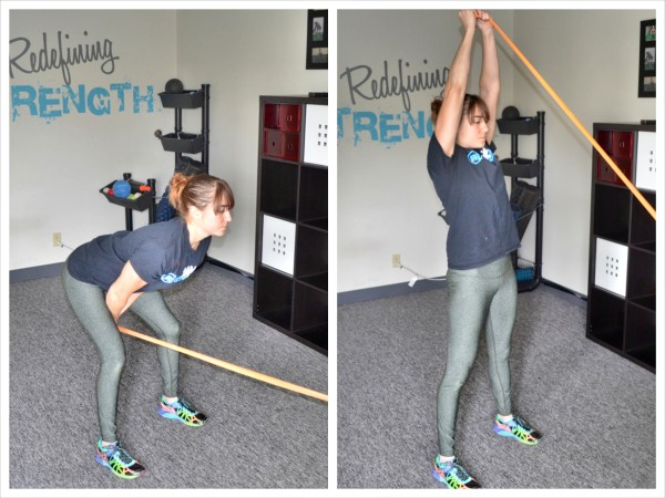 The Resistance Band Desk Workout