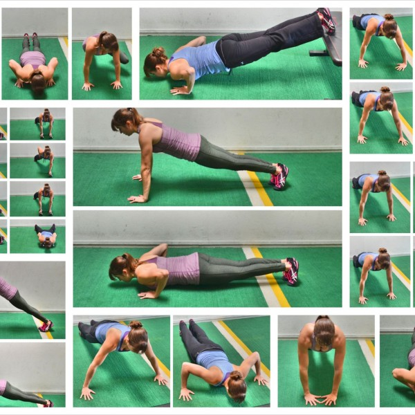 How To Do A Push Up – Variations and Supplemental Exercises