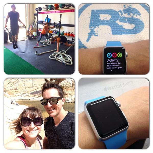 A Fitness Review Of The Apple Watch