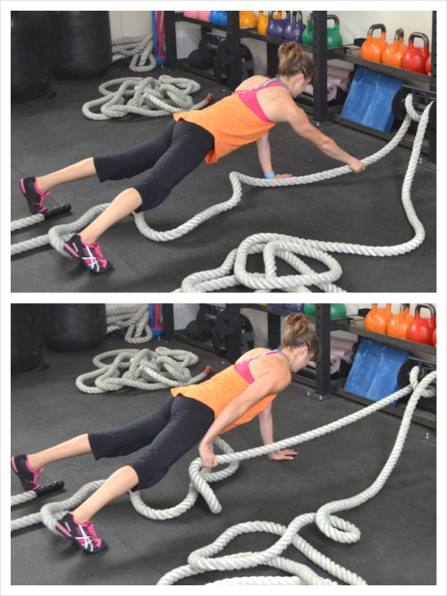 battle-rope-plank-pulls