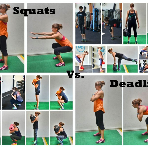 Squats Vs. Deadlift – What's the Difference and Which is Better?