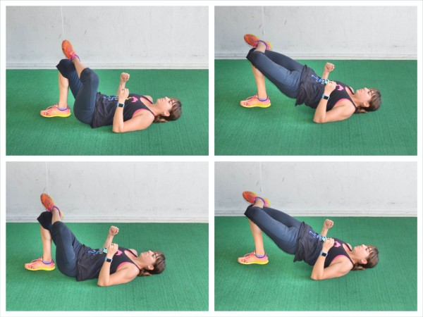 crossed-leg-single-leg-glute-bridge