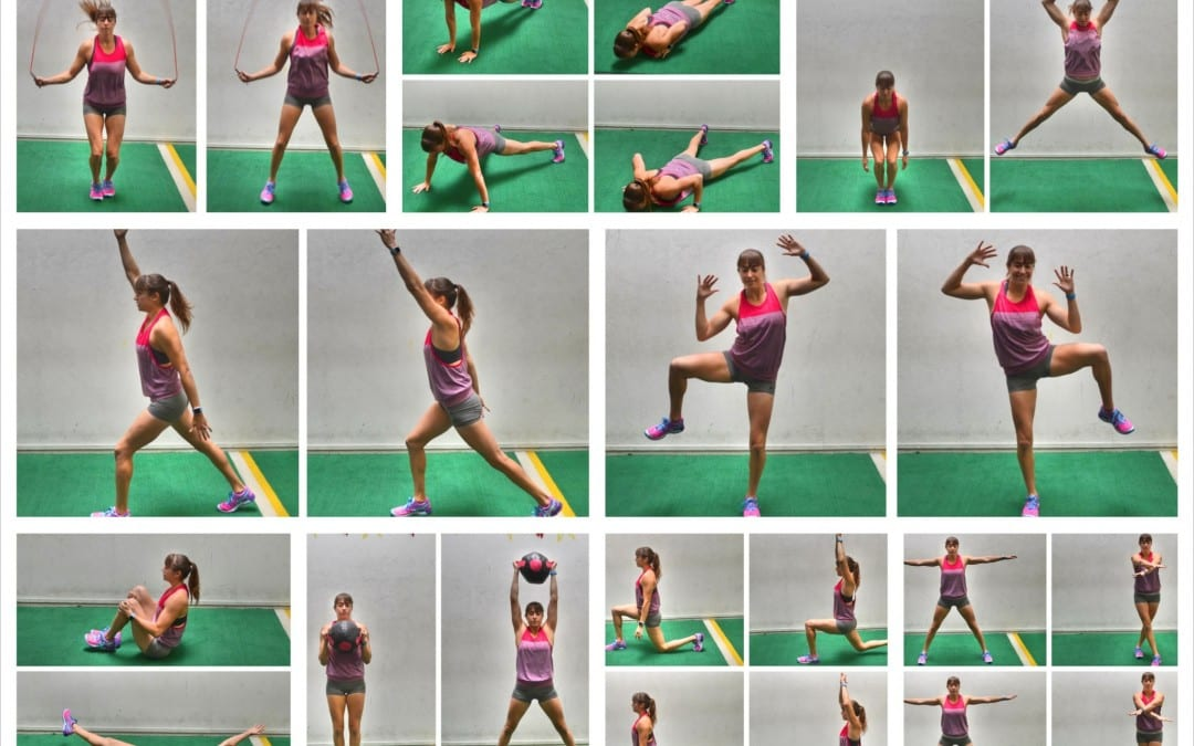 A Basic Bodyweight Cardio Move – 15 Jumping Jack Variations