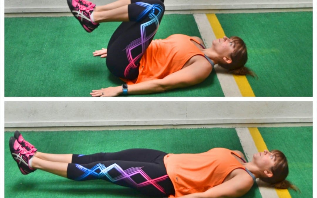 The Core Strength and Isos workout