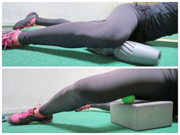 inner thigh trigger point release