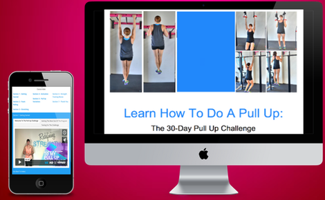 the 30day pull up challenge