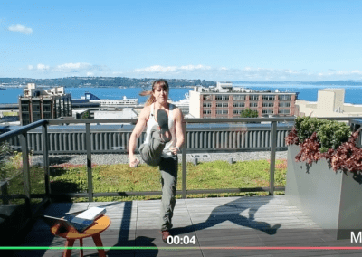 10-Minute Standing Core Workout – From Seattle