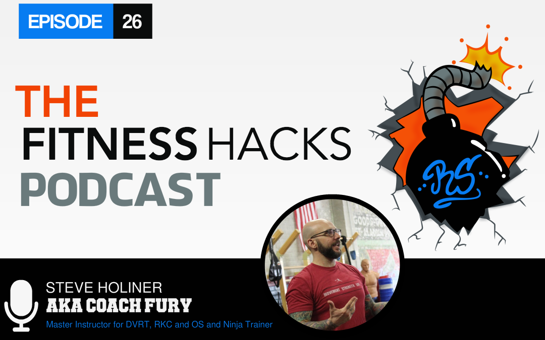 FHP 026: Coach Fury Master Trainer And Member Of The Ninja Army
