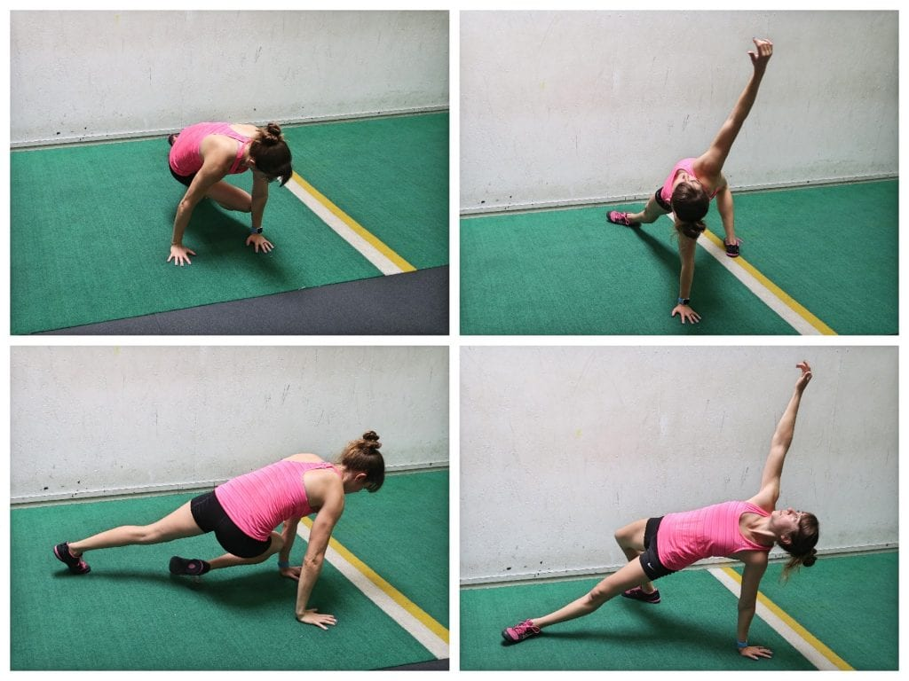 great core exercises