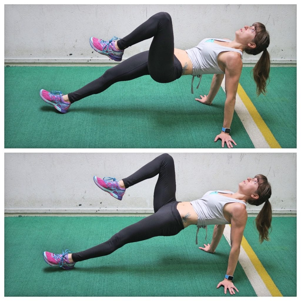 bodyweight core exercise