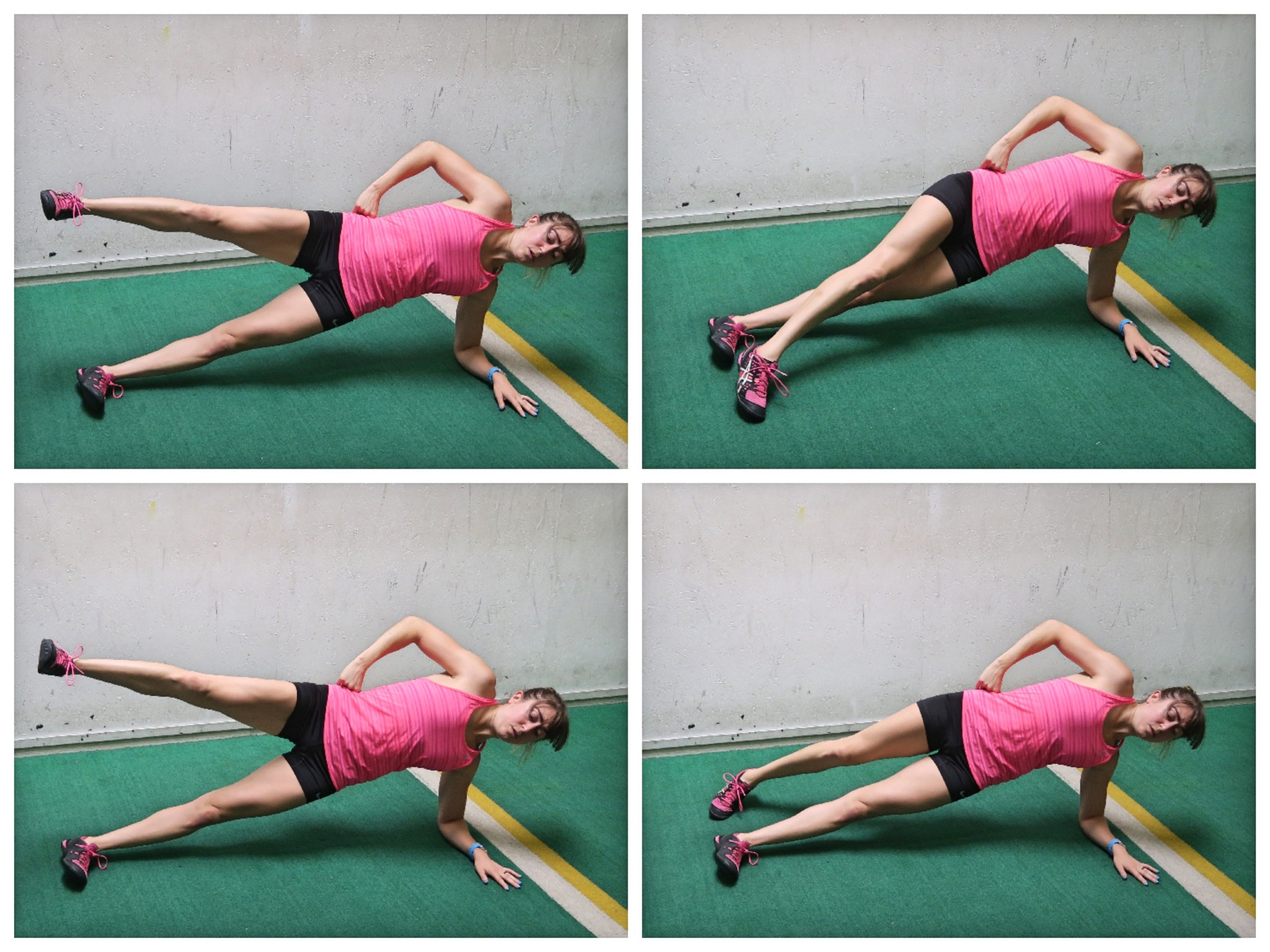 Perfecting Your Side Planks Redefining Strength