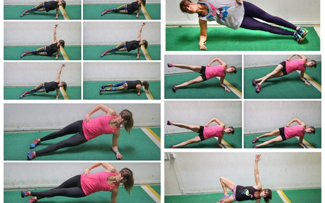 Perfecting Your Side Planks
