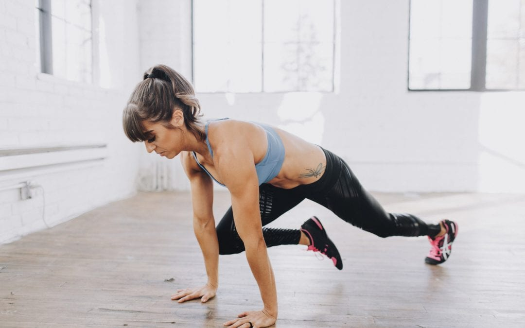 Build A Strong Core With This Bodyweight Unilateral Core Burner