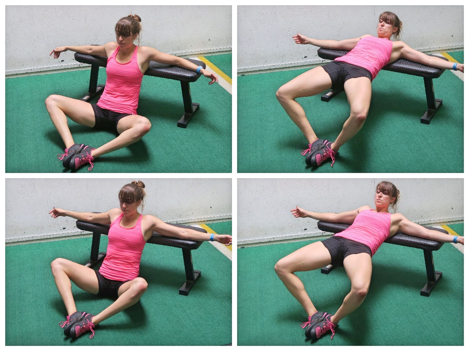 frog hip thrusters
