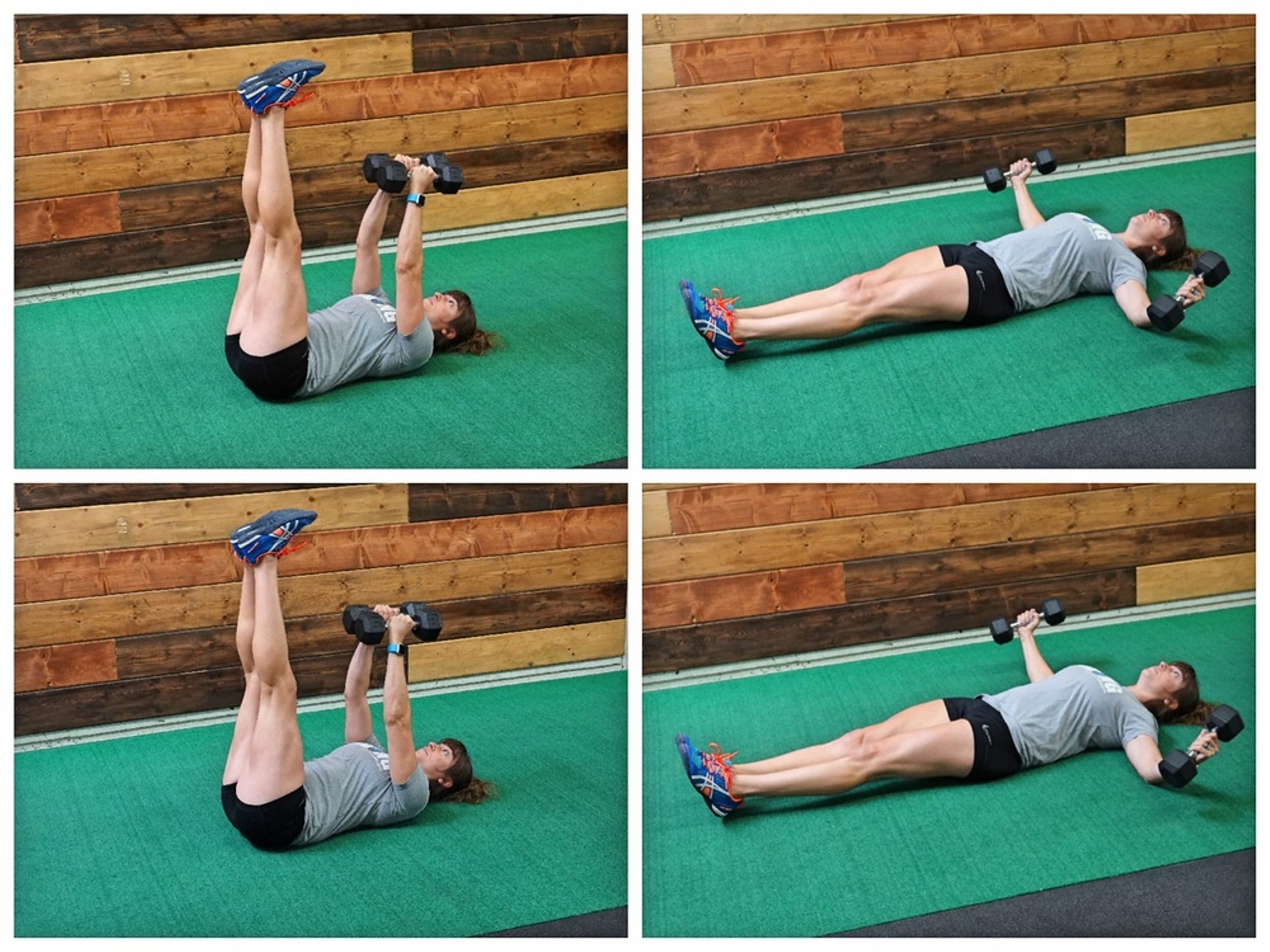 lower ab exercise