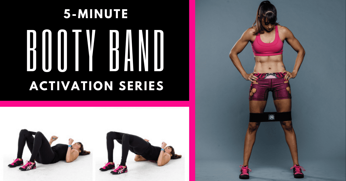 The 5-Minute Booty Band Activation Series