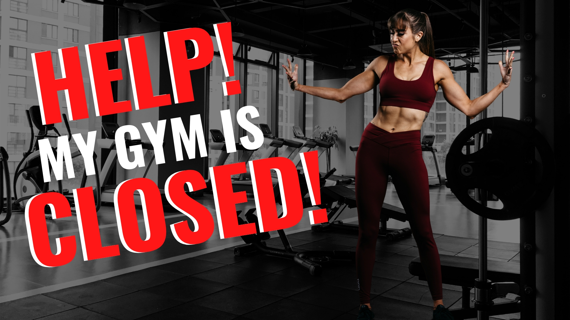 FHP S2:E8 – Help! My Gym Is Closed What Do I Do?!
