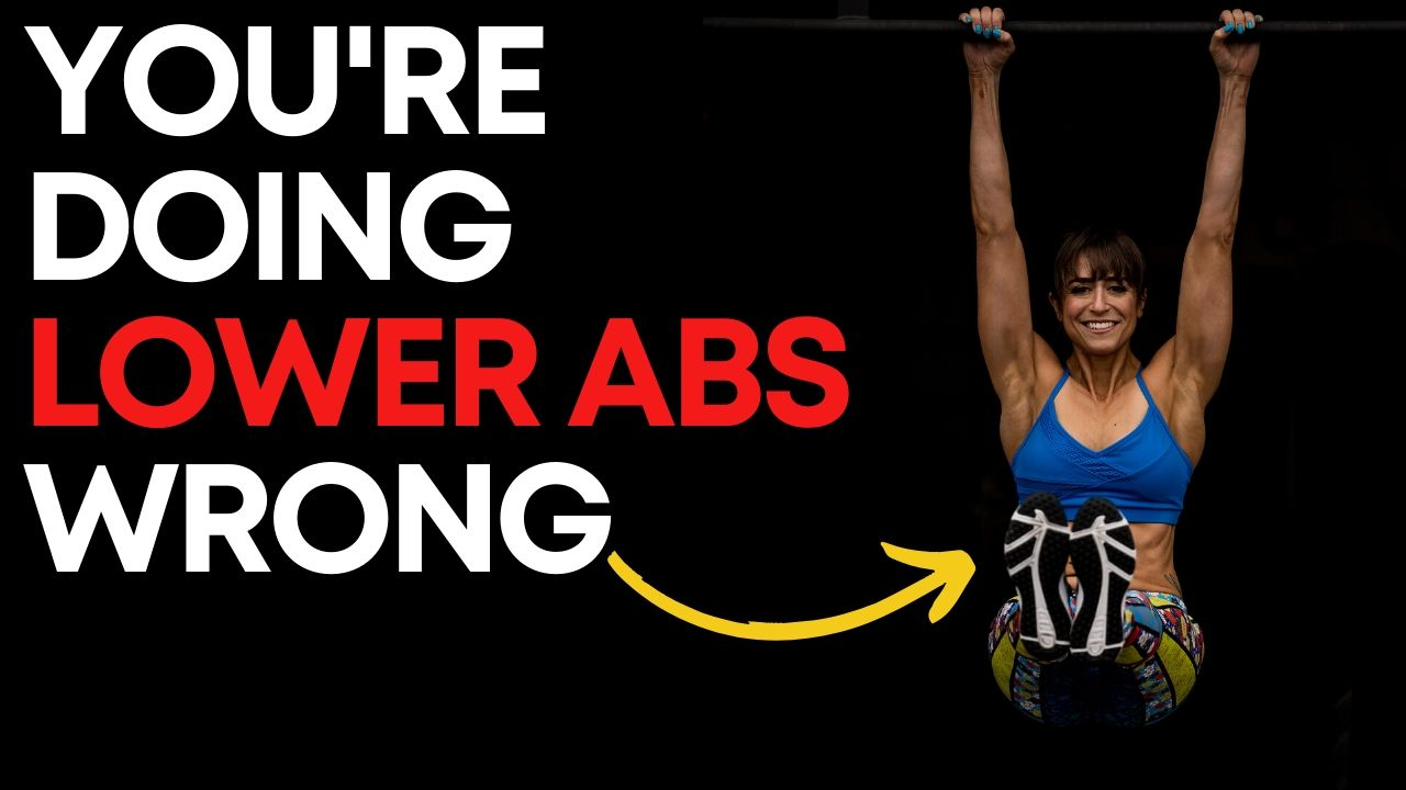 Lower Ab Exercises (YOU'RE DOING IT WRONG)