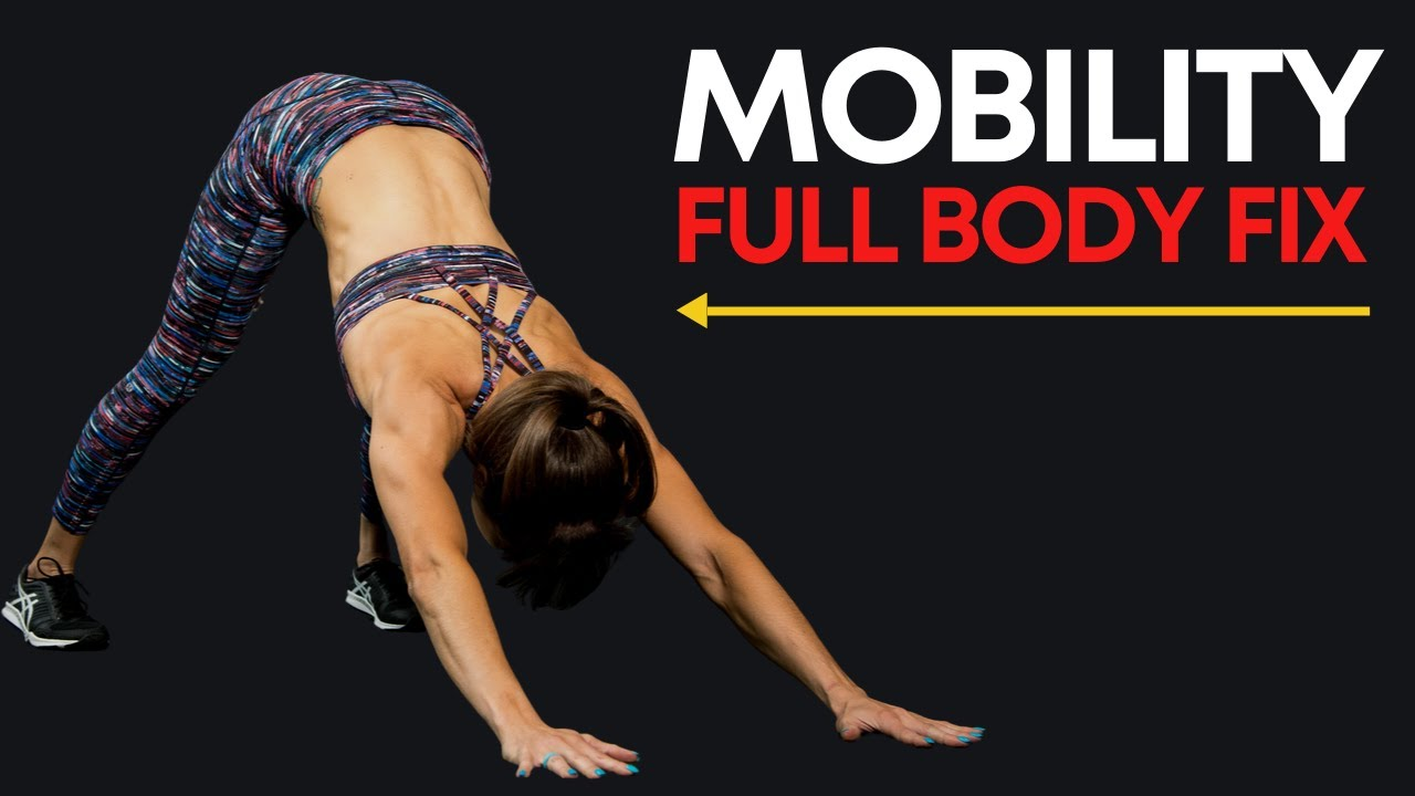 The Perfect Mobility Routine (FULL BODY FIX)