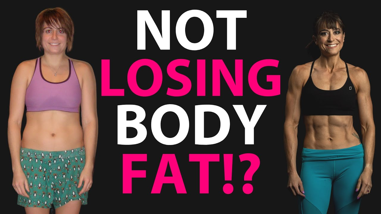 Can't LOSE Fat? Try These 2 Tips