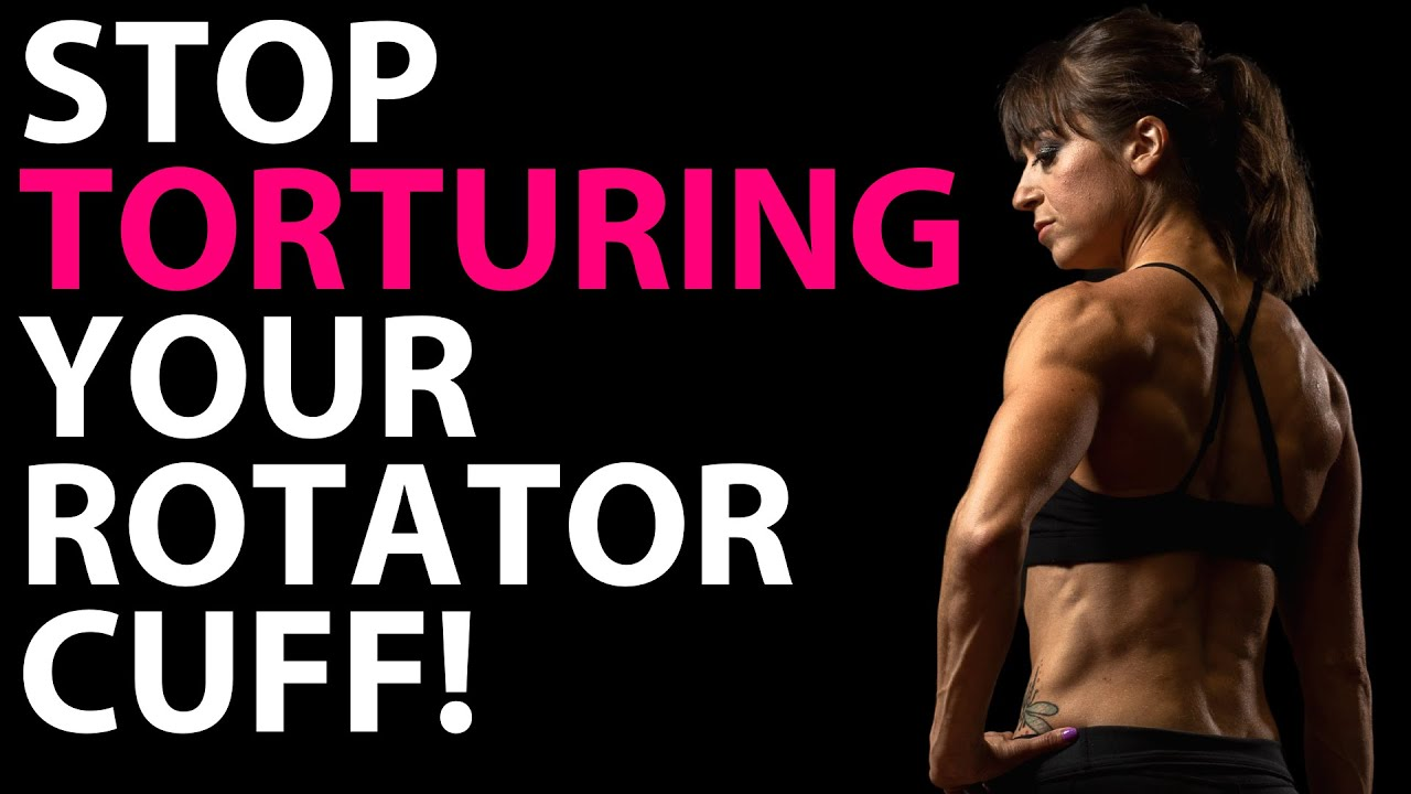 STOP Torturing Your Rotator Cuff (Do This Instead)