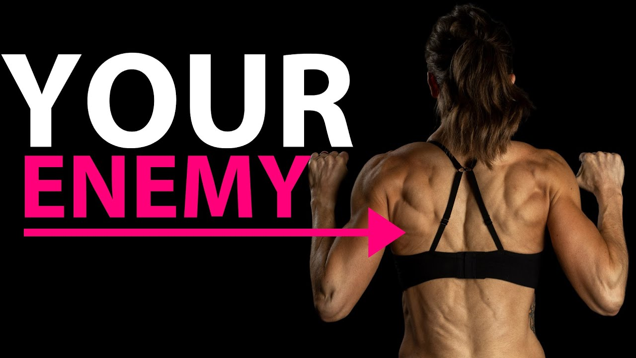 The Common ENEMY of Your Hips and Shoulders: The Lats